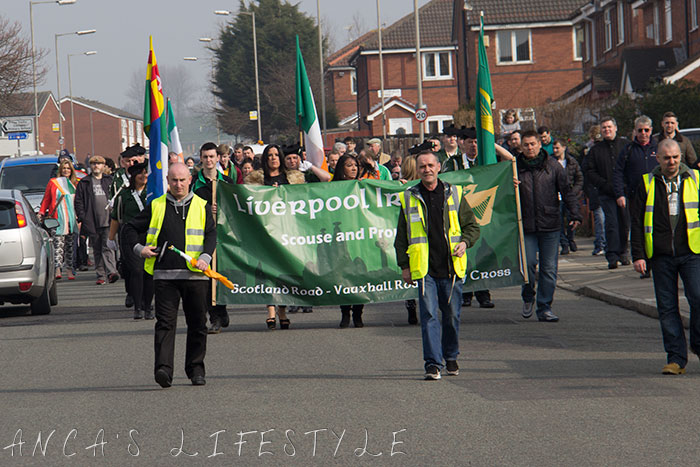 01 St Patricks Day Liverpool parade