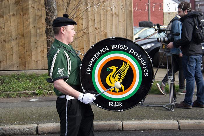 03 St Patricks Day Liverpool parade
