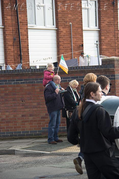 04 St Patricks Day Liverpool parade