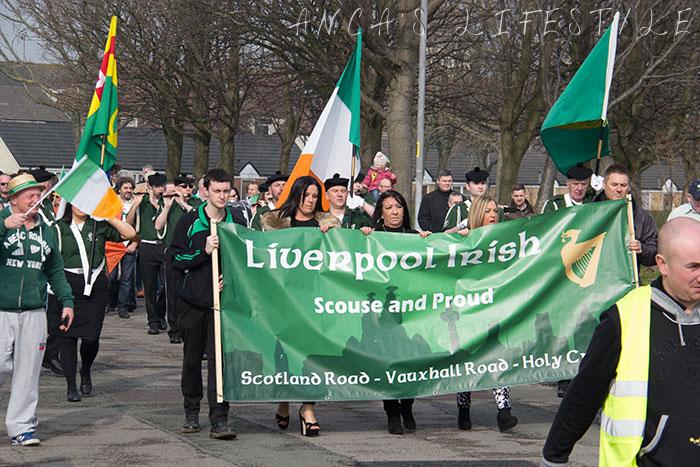 05 St Patricks Day Liverpool parade