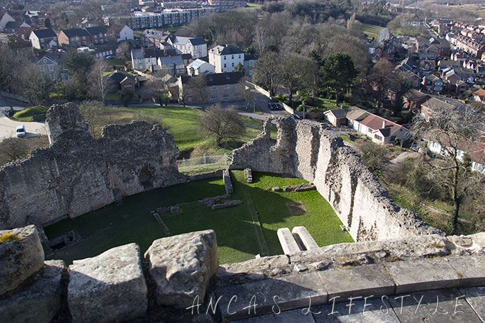 08 Conisbrough Castle