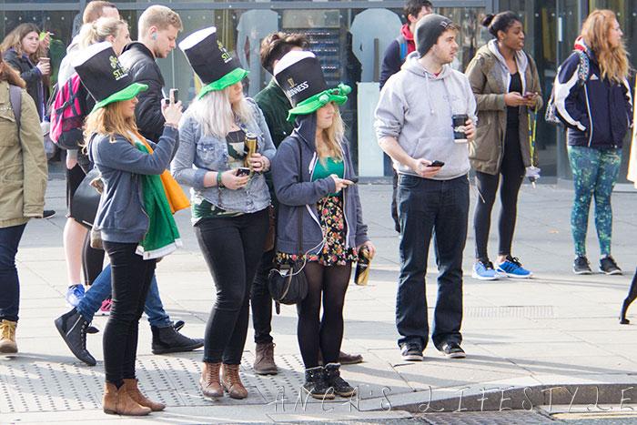09 St Patricks Day Liverpool parade