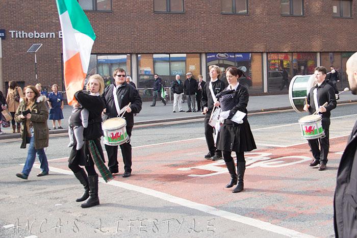 10 St Patricks Day Liverpool parade