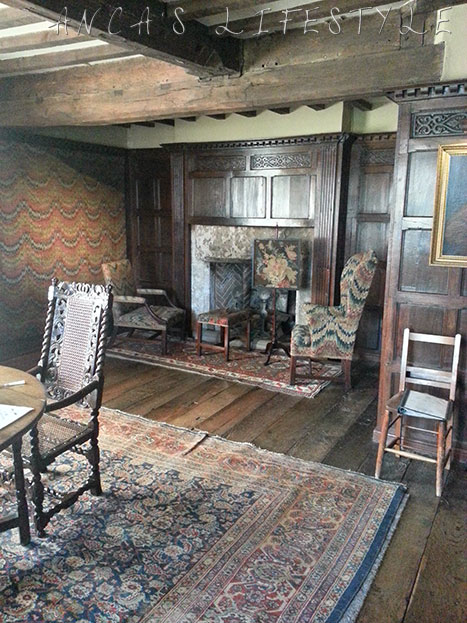 14 Packwood House