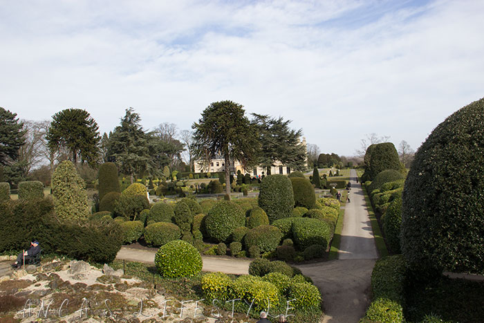 16 Brodsworth Hall and Gardens