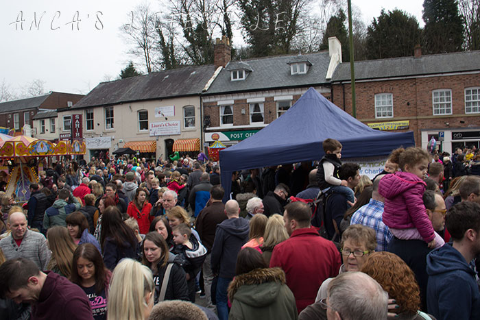 Lymm food fair for Easter