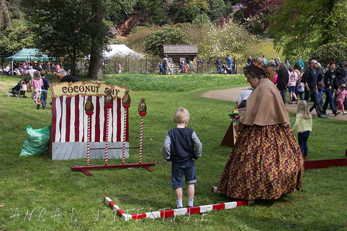 05 Victorian May Day at Quarry Bank National Trust