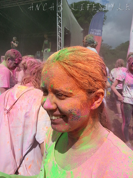 22 Run or Dye