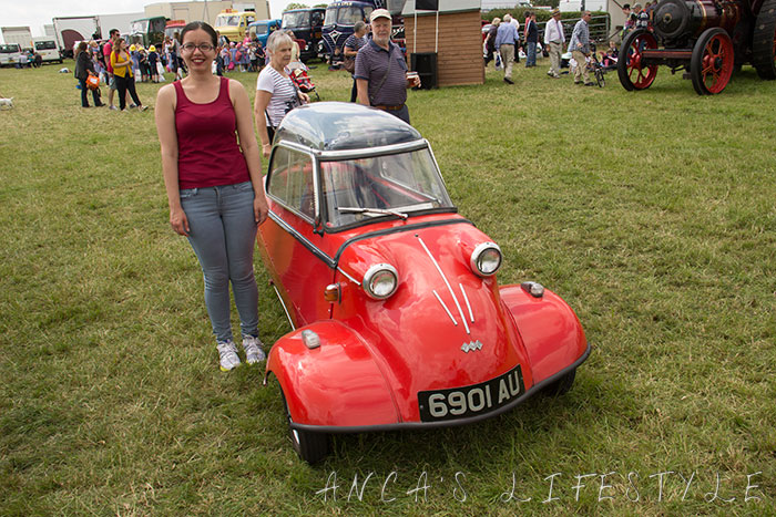 28 Cheshire County Show
