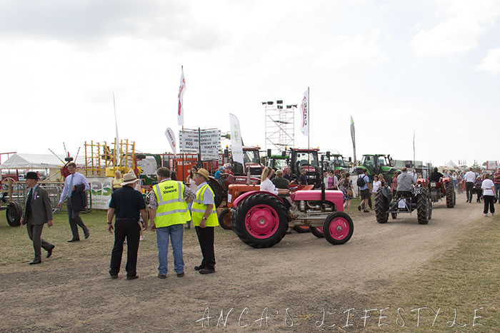 29 Cheshire County Show