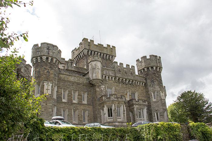 01 Wray Castle National Trust Cumbria