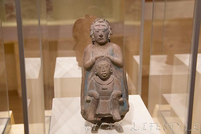 04 Jaina campeche maya civilization on display at World Museum Liverpool