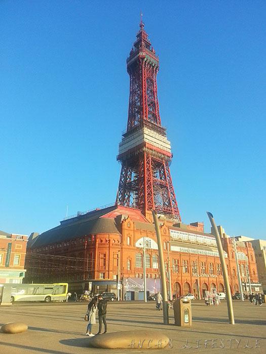 01 Blackpool and fireworks
