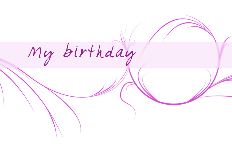 mybirthday