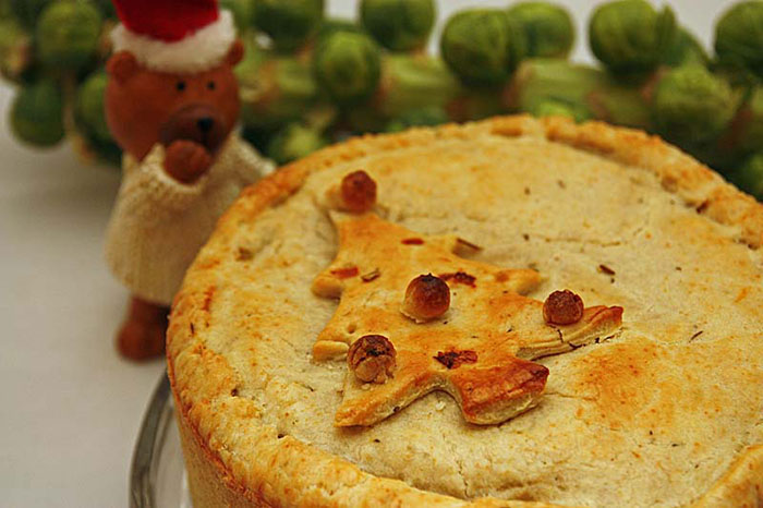 Shaheen Vegetarian Christmas recipes