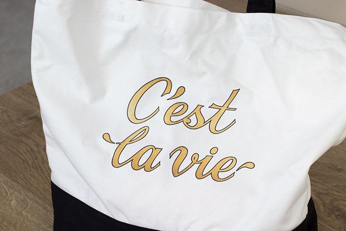 C'est la vie