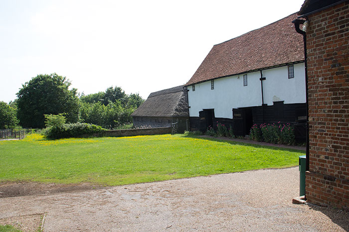 07 Cressing Temple Barn