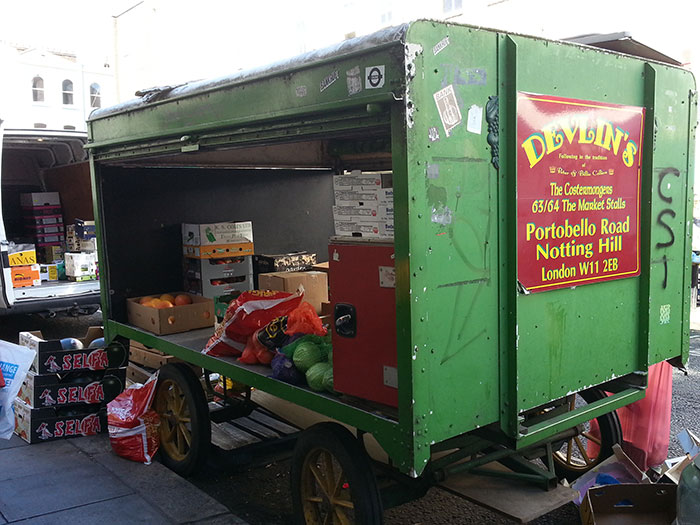 11 Portobello Road Market