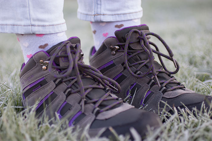 Hi Gear Kinder WP Walking Boots