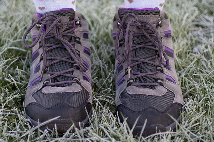 Hi Gear Kinder WP Walking Boots review