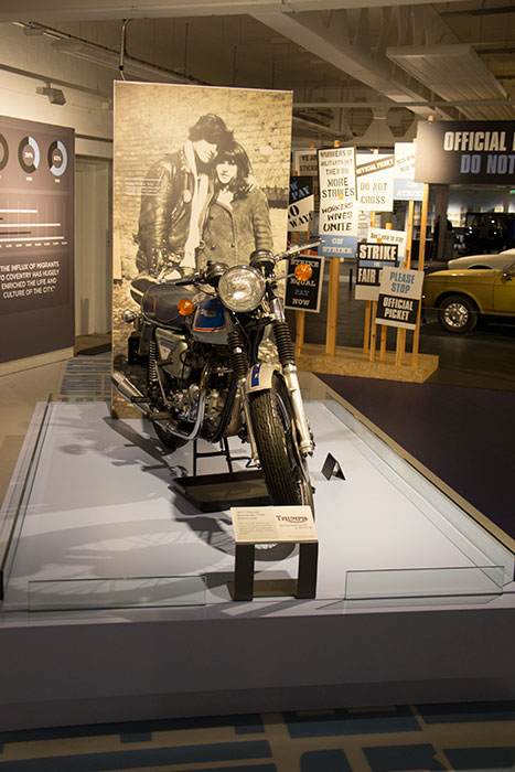 Transport museum Coventry