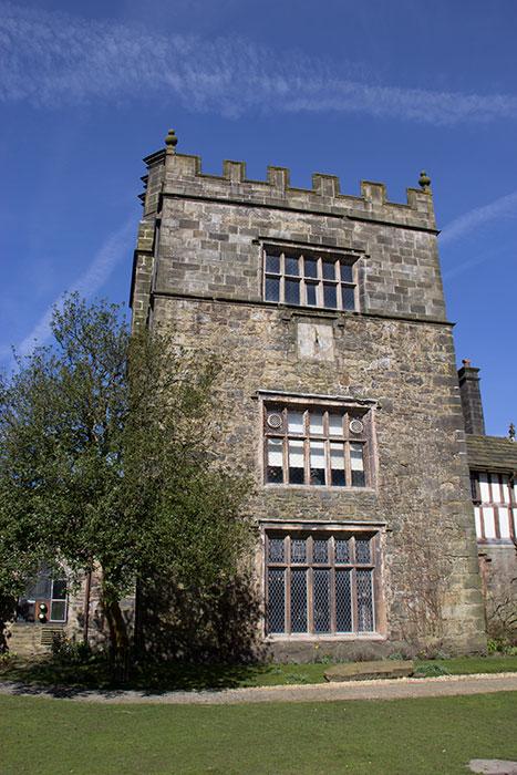 Turton Tower