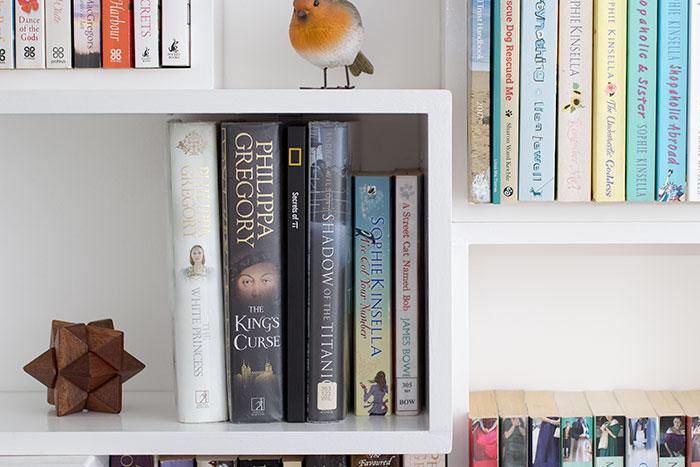 Books I read and books I didn't read