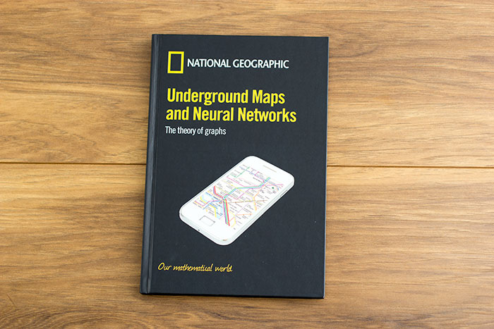 Underground Maps and Neural Networks. The theory of graphs by Claudi Alsina