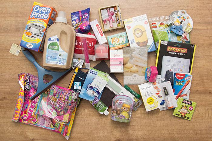 BlogOn MSI May 2017 Goodie Bag