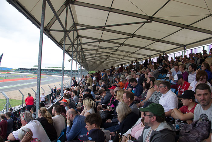01 40th anniversary of Williams at Silverstone