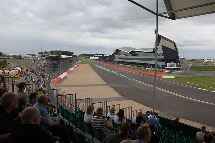 03 40th anniversary of Williams at Silverstone