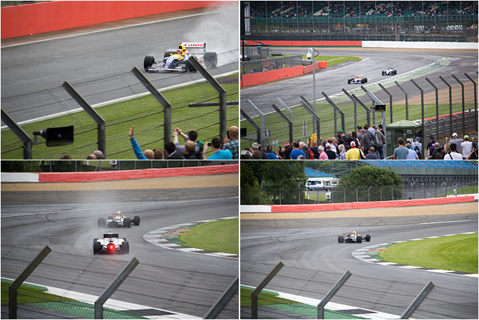05 40th anniversary of Williams at Silverstone