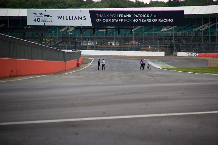 08 40th anniversary of Williams at Silverstone