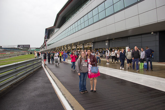 14 40th anniversary of Williams at Silverstone