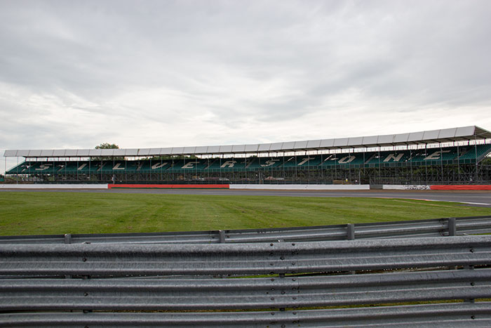 17 40th anniversary of Williams at Silverstone