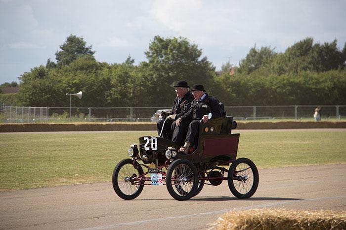 Flywheel Festival at Bicester Heritage