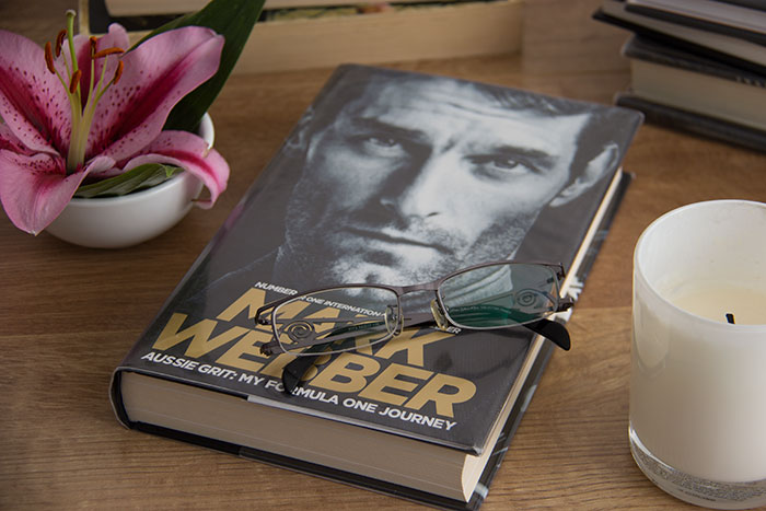 Aussie Grit My Formula One Journey by Mark Webber
