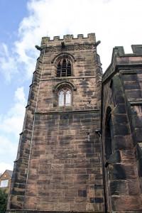 St. Mary's Church Weaverham