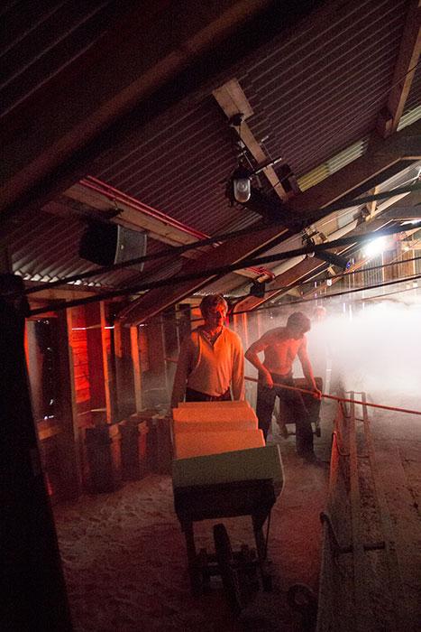 Salt Works Museum Cheshire