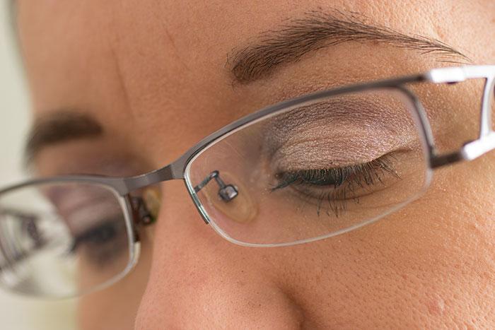 MakeUp Eye detail