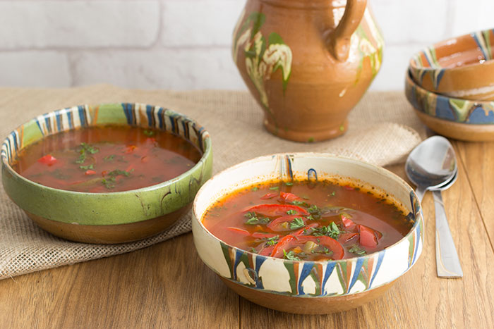Pepper Soup