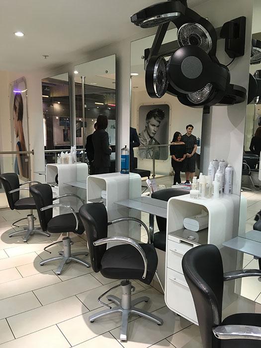 Sassoon salon