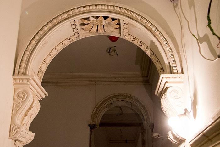 Arch at Abdullah Quilliam