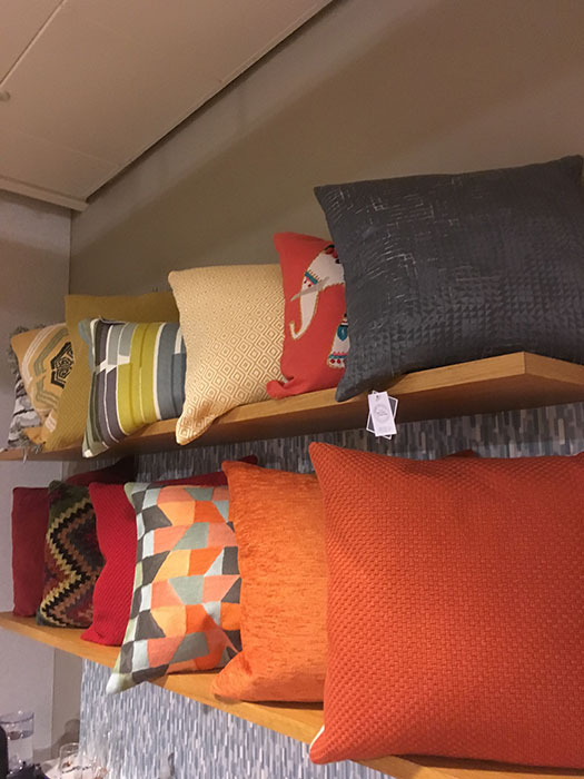 John Lewis - Home Design Service. Cushions