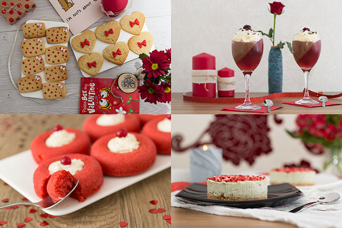 Recipes for Valentine's Day
