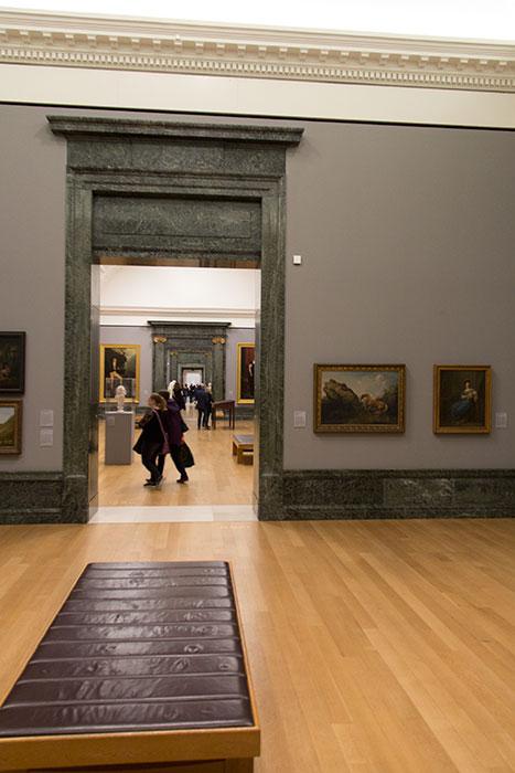 Tate Britain rooms