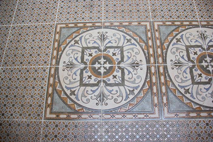 Visit My Mosque - Abdullah Quilliam. Mosaic