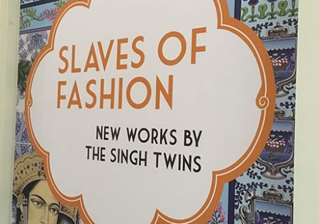 Conference Slaves of Fashion Archives, Art and Ethics