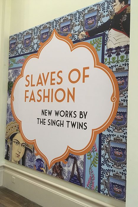 Conference. Slaves of Fashion. Archives, Art and Ethics