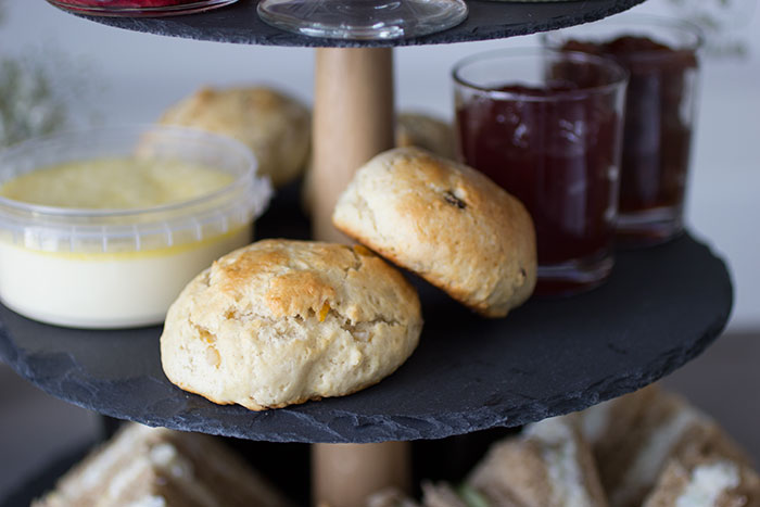 Royal Wedding Celebrations - scones